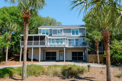 Isle Of Palms SC Single Family Home For Sale: $1,299,000