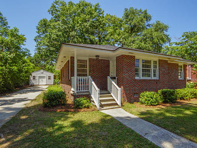 North Charleston Single Family Home Contingent: 5111 Temple Street