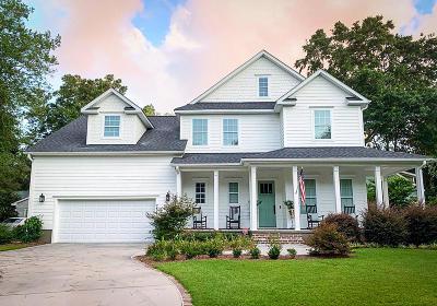 Charleston Single Family Home For Sale: 2153 Fort Pemberton Drive