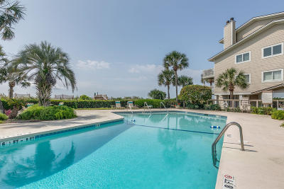 Isle Of Palms Attached For Sale: 7 Seagrove Lane #D