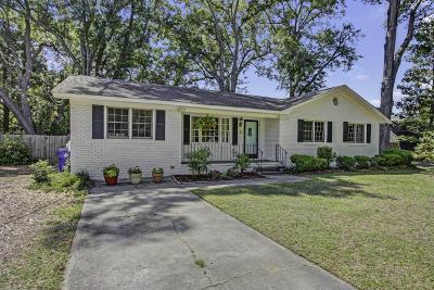Charleston Single Family Home For Sale: 1065 Secessionville Road