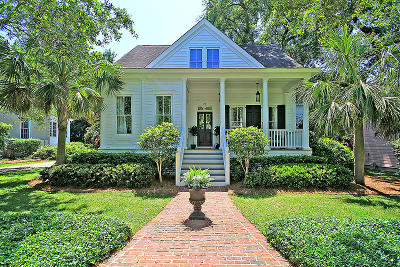 Mount Pleasant Single Family Home For Sale: 27 Isle Of Hope