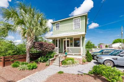 Charleston Single Family Home For Sale: 716 Meeting Street