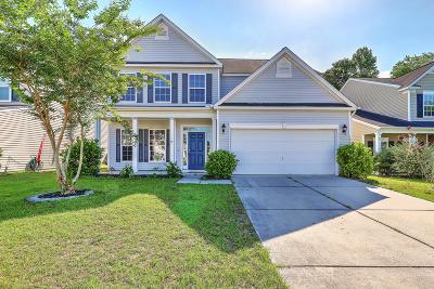 Summerville Single Family Home For Sale: 3009 Ellington Drive