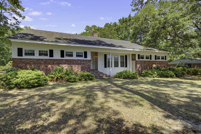 Hobcaw Point Single Family Home Contingent: 292 Hobcaw Drive