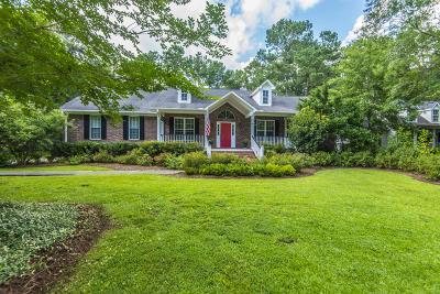 Summerville Single Family Home For Sale: 124 Pemberton Road