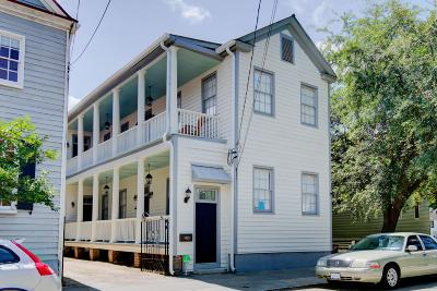 Charleston Single Family Home For Sale: 53 America Street