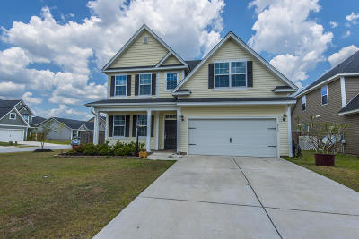 North Charleston Single Family Home For Sale: 8121 Ronda Drive