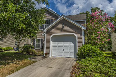 Charleston Single Family Home For Sale: 1132 River Bay Lane