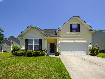 North Charleston Single Family Home For Sale: 8036 Hyannis Court