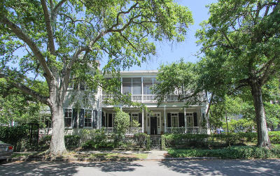 Charleston SC Single Family Home Contingent: $925,000