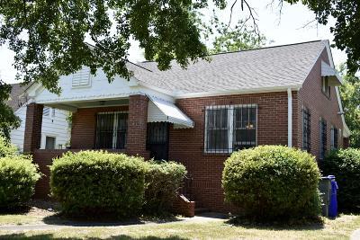 Charleston Single Family Home Contingent: 61 Saint Margaret Street