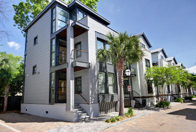 Charleston Single Family Home For Sale: 6 Brewster Court