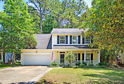 Mount Pleasant Single Family Home For Sale: 164 Mossy Oak Way