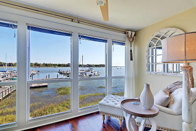 Folly Beach Attached For Sale: 69 Mariners Cay Drive