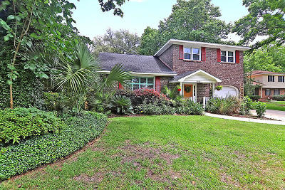 Charleston Single Family Home Contingent: 1640 Falmouth Street
