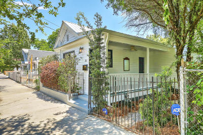 Single Family Home Contingent: 211 Fishburne Street