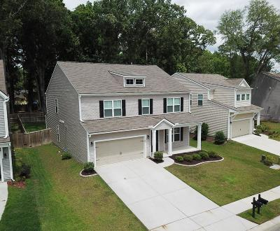 Summerville Single Family Home For Sale: 176 Hickory Ridge Way