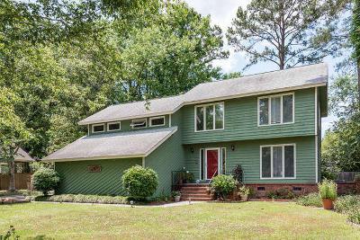 Charleston Single Family Home For Sale: 6 Skyeman Drive