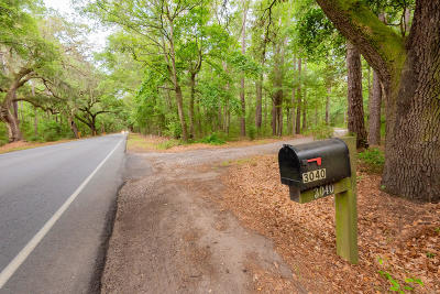 Johns Island Residential Lots & Land For Sale