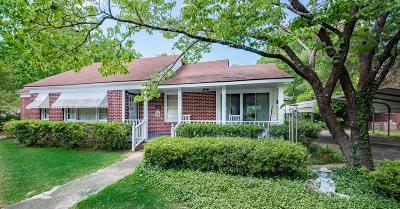 Walterboro Single Family Home Contingent: 506 Thompson Street