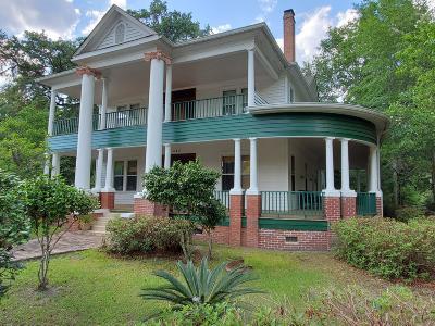 Walterboro Single Family Home For Sale: 125 Magnolia