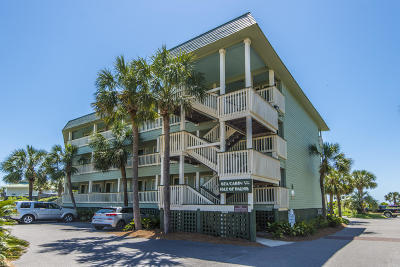 Isle Of Palms Attached Contingent: 1300 Ocean Boulevard #305