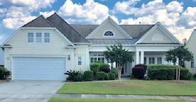 Summerville Single Family Home For Sale: 311 Oyster Bay Drive