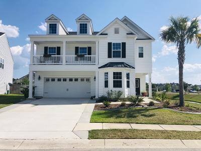 Summerville Single Family Home For Sale: 202 Wexford Court