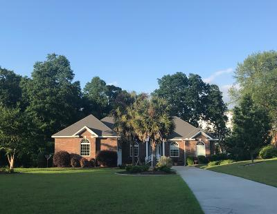 Single Family Home For Sale: 9 Hazzard Ct Court