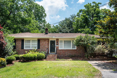 Hanahan Single Family Home For Sale: 1215 Fort Drive