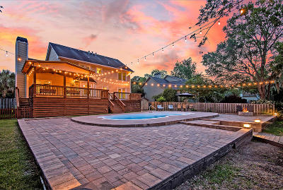 Charleston Single Family Home For Sale: 2247 Mariners Ferry