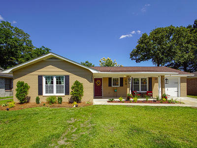 Summerville Single Family Home Contingent: 309 Gippy Drive