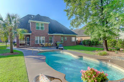 Summerville Single Family Home For Sale: 125 Amen Corner