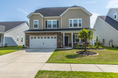 Moncks Corner Single Family Home For Sale: 155 Blackwater Way
