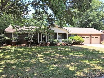 Charleston Single Family Home For Sale: 1320 Coleridge Street