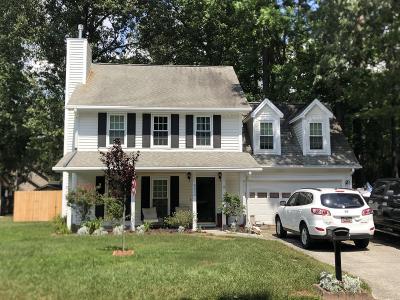 North Charleston Single Family Home Contingent: 8338 Longridge Road