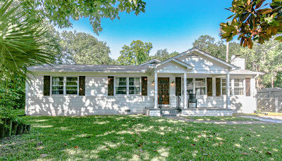 Isle Of Palms SC Single Family Home For Sale: $775,000