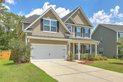North Charleston Single Family Home For Sale: 8170 Ronda Drive