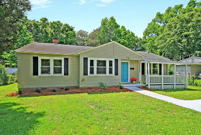 North Charleston Single Family Home For Sale: 2510 Violet Avenue
