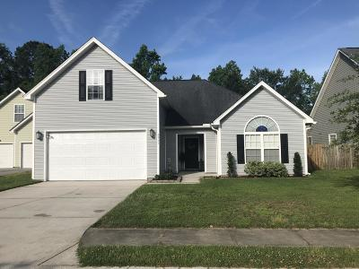 North Charleston Single Family Home For Sale: 8922 High Cotton Court