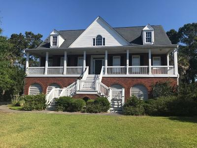 Mount Pleasant SC Single Family Home For Sale: $550,000