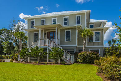 Charleston County, Berkeley County, Dorchester County Single Family Home For Sale: 1542 Sea Pines Drive