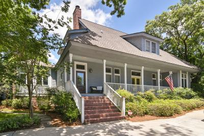 Single Family Home For Sale: 320 McCants Drive