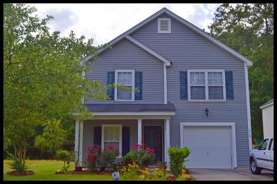 Charleston County, Berkeley County, Dorchester County Single Family Home For Sale: 8765 Red Oak Drive