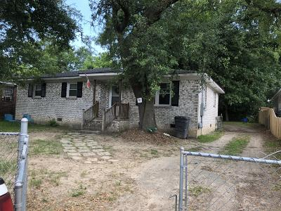Charleston County, Berkeley County, Dorchester County Single Family Home Contingent: 1087 Bexley Street