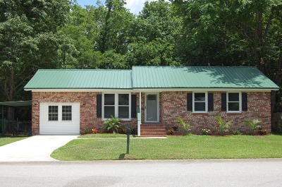 Ladson Single Family Home Contingent: 106 Cornell Drive