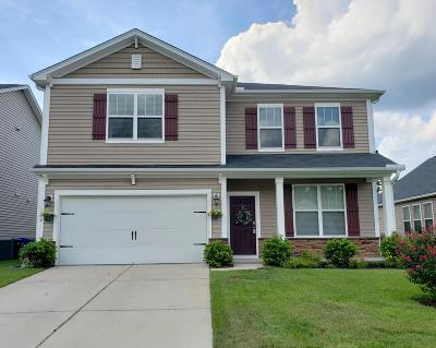 Summerville SC Single Family Home For Sale: $275,900