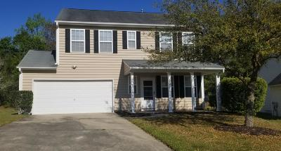 Charleston County, Berkeley County, Dorchester County Single Family Home For Sale: 164 Balsam Circle