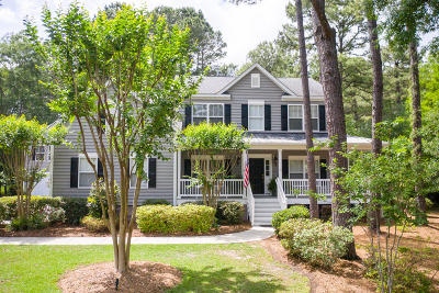 Summerville Single Family Home For Sale: 5279 Alpine Drive
